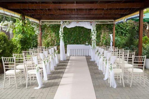 adell decor výzdoba na svadobný obrad