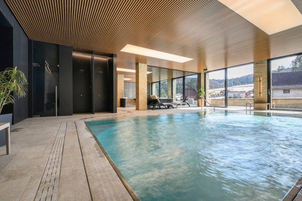 hotel impozant bazén