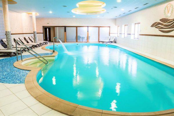 hotel victoria stráne bazén