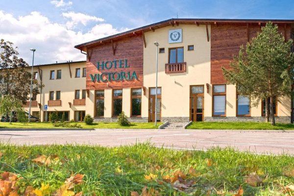 hotel victoria stráne foto spredu