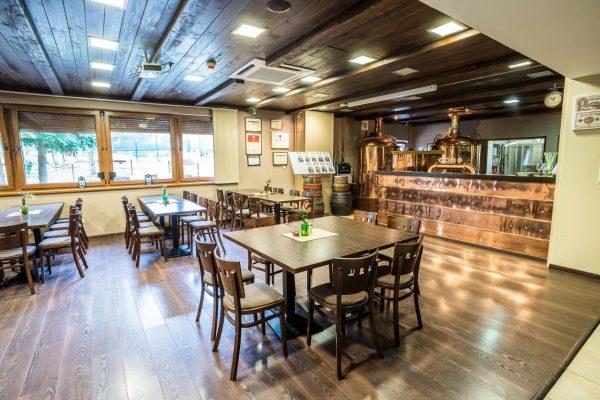 hotel victoria stráne piváreň