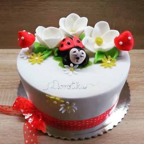svadobná torta narodeniny