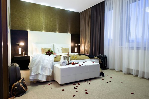 Hotel Turiec**** - Svadobná izba pre novomanželov