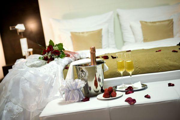 Hotel Turiec**** - Detail na šampanské
