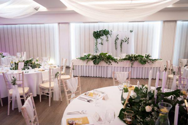 Hotel Turiec**** - Svadobná hostina - výzdoba