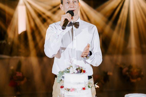 DJ Cooper - Peter Debnár - sa chystá zničiť tortu