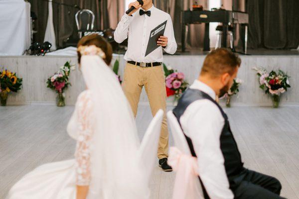 DJ Cooper - Zábavný program so ženíchom a nevestou