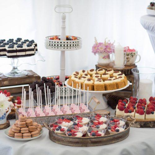 Svadobné koláče Sisters Cake - stôl 2