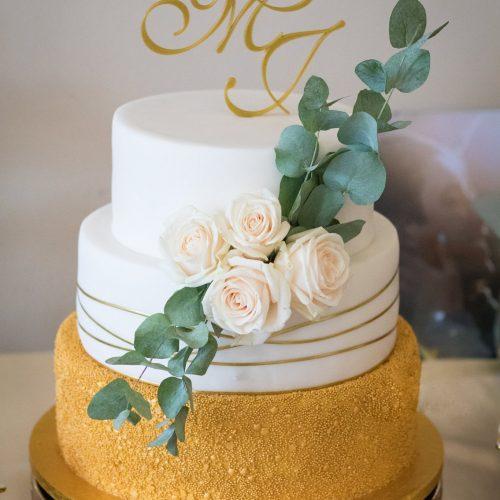 Svadobná torta Sisters Cake