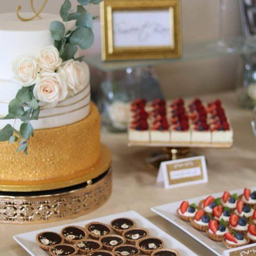 Svadobné koláče a svadobná torta Sisters Cake