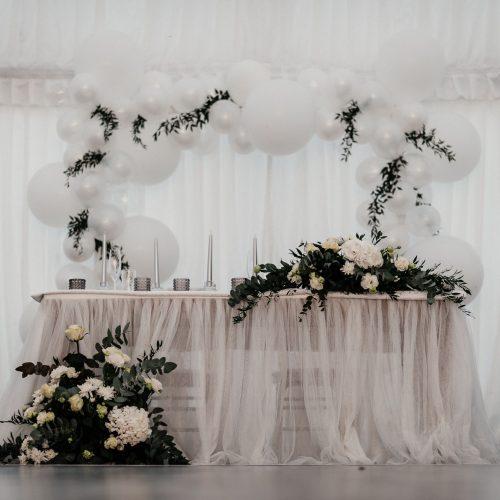 Hotel Gader - Svadobný stan - Svadobná hostina - sedenie pre mladomanželov