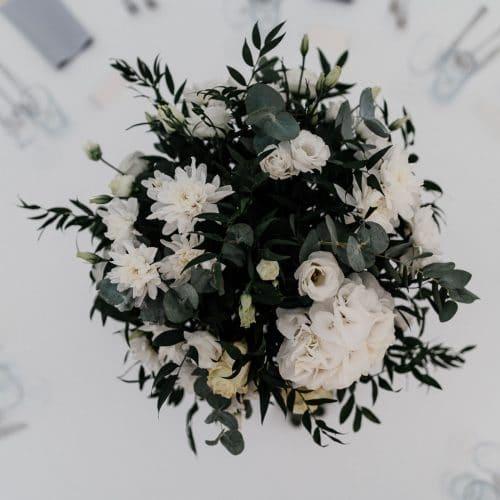 Hotel Gader - Svadobný stan - Svadobná hostina - dekorácia kvet