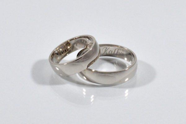 Šperk-Karen - Svadobné obrúčky a šperky na mieru - zlaté obrúčky